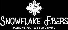 Snowflake Fibers Logo